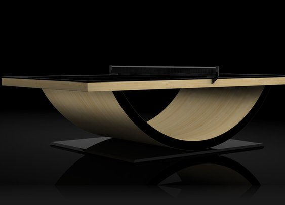 ELEVEN RAVENS Ping Pong Table