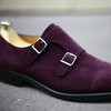 John Lobb William Aubergine