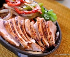 The best Fajita Marinade is None at All: Grilled Fajita Chicken Done Right.