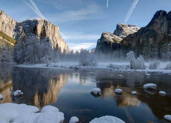 The Isle of Man: Lost in Yosemite: A Guest-Post for ThomasMarkZuniga.com