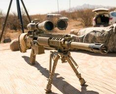 World's longest sniper kill - 2.47km twice!