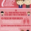 Infographic - Seven Easy Steps For Resolving Arguments With Your Partner