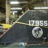 Manly Decorating:  SR-71 Blackbird Vertical Stab/Rudder!