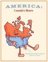 copyranter: America: Canada's shorts.