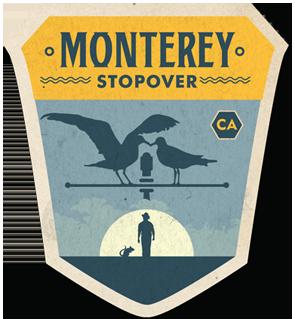 Gentlemen of the Road Stopovers - Monterey, California Stopover
