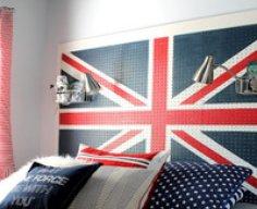 DIY Pegboard Headboard Adds Storage to Tiny Bedrooms