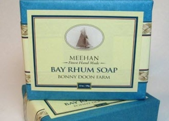 Bay Rum Soap 5.5oz