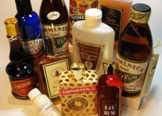 Bay rum  @ Barclay Crocker, Inc.