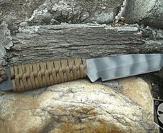 A Simple Strider Knife for Hard Use