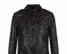 Stenburg Leather Jacket - AllSaints