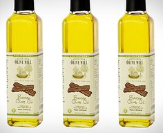 Bacon Olive Oil | Uncrate