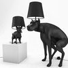 Pooping Dog Lamps
