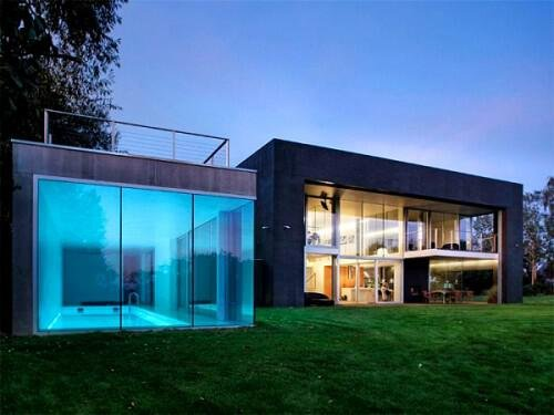 The First Zombie Proof House   All That Is Interesting