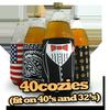 Beer koozies for sale! 40oz, 22oz, 12oz & pint glass koozies