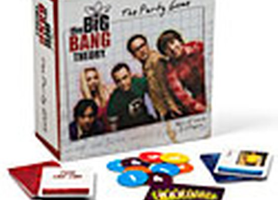 ThinkGeek :: Bazinga! Board Game