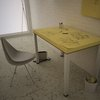 For Designers To Constantly Doodle, A Giant Post-it Note Desk