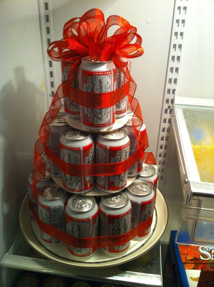 Оригинальный подарок мужу на день рождения своими руками