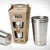 Klean Kanteen Stainless Steel Pint Cups | Uncrate DONE