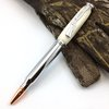 Bullet Pen in Antler on a 308 MAG by DesignedTurning on Etsy