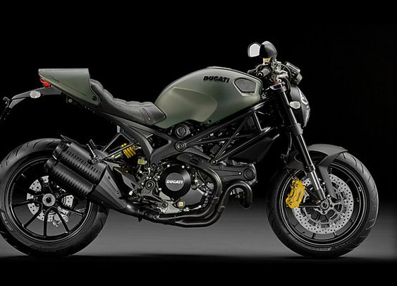 Ducati Diesel Monster 1100 EVO