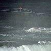 Nik Wallenda over Niagra Falls