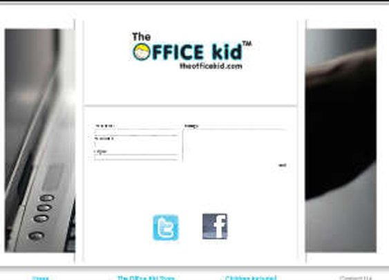 The Office Kid, your fake kid kit