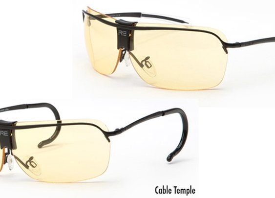 Oakley Industrial M Frame Safety Glasses With Yellow Lens | ISEFAC ...