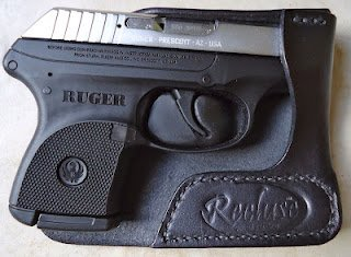 Ruger LCP .380 Recluse Pocket Holster / Mag carrier ...