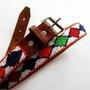 Vintage Native American Beaded Belt