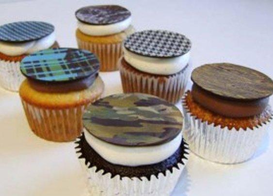 Macho Cupcakes