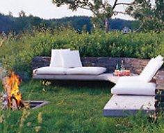 Relax backyard.