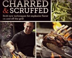 Charred and Scruffed | Cool Material