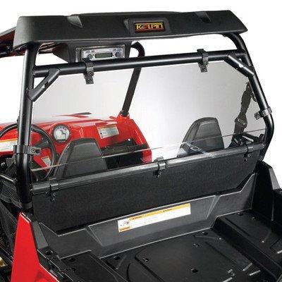 Polaris rzr 800 2011 2012 utv rear full window back panel shield dust