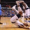 Flop City... NBA players need to man up