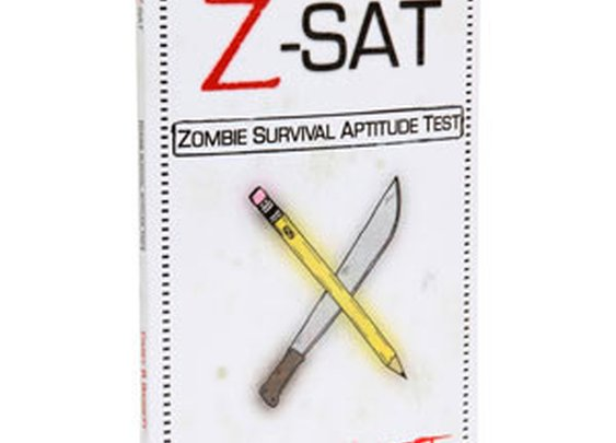 Z-SAT Zombie Survival Aptitude Test