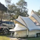 Opera luxury tent trailer