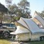 Opera luxury tent trailer