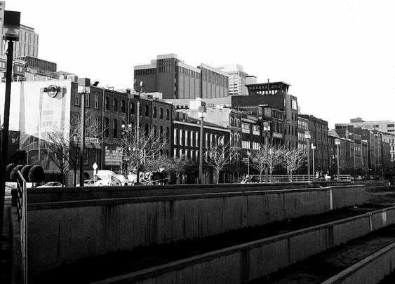 Black and White Around Nashville | joehep.com
