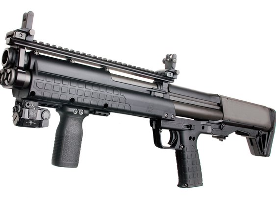 Kel-Tec 14+1 Tactical Shotgun