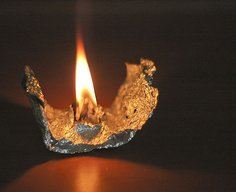 How to Make a Vaseline Candle: 10 steps (with pictures) - wikiHow