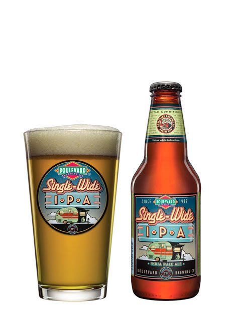 Boulevard Brewing Company - Single-Wide I.P.A.