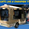 Fanatic Tailgate Trailers