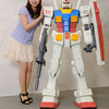 Bandai $3,400 RX-78-2 Gundam action figure replica 1/12