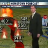 Watch: Virginia Weatherman Delivers One Wild Forecast