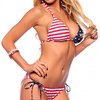 Top 10: Hot girls in American flag bikinis [SLIDESHOW] With liberty, justice and bikinis for all – The Daily Caller