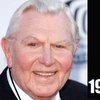 BREAKING NEWS:  Andy Griffith Has Died