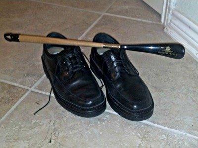 Truefitt and Hill's Sophisticated Shoe Horn   Sharpologist