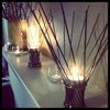 Spoke and Hub Candle Holders by ReMainDesigns on Etsy