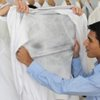 Business shirt promises to banish sweat stains and underarm odor