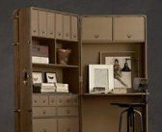 Richards' Secretary Trunk   Desks   Restoration Hardware